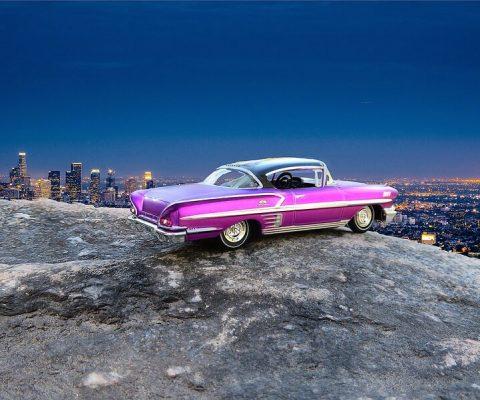 Louer une voiture de particuliers à Los Angeles