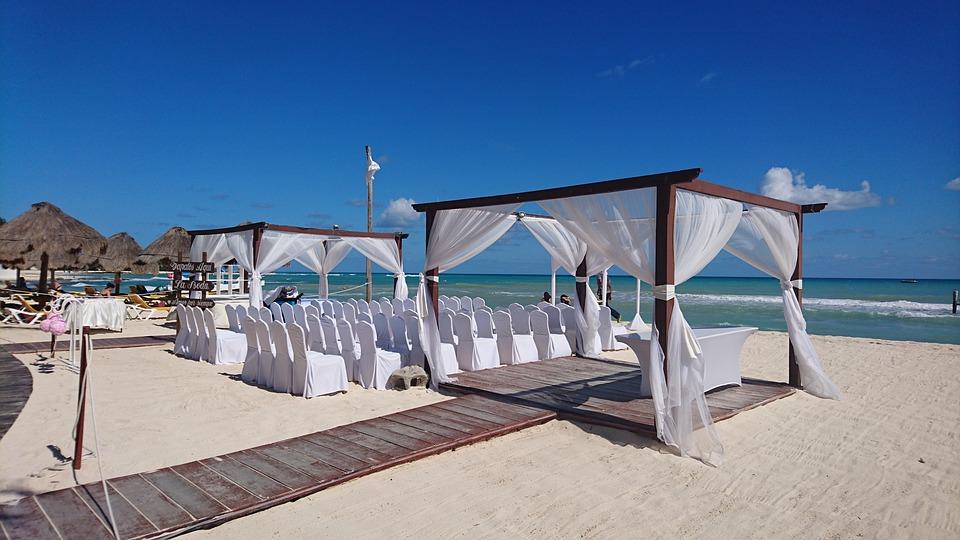 Comment organiser un mariage parfait sur la Riviera Maya ?