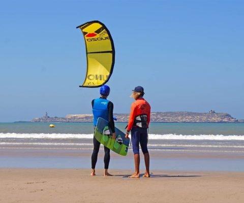 Séjour Kitesurf à Essaouira