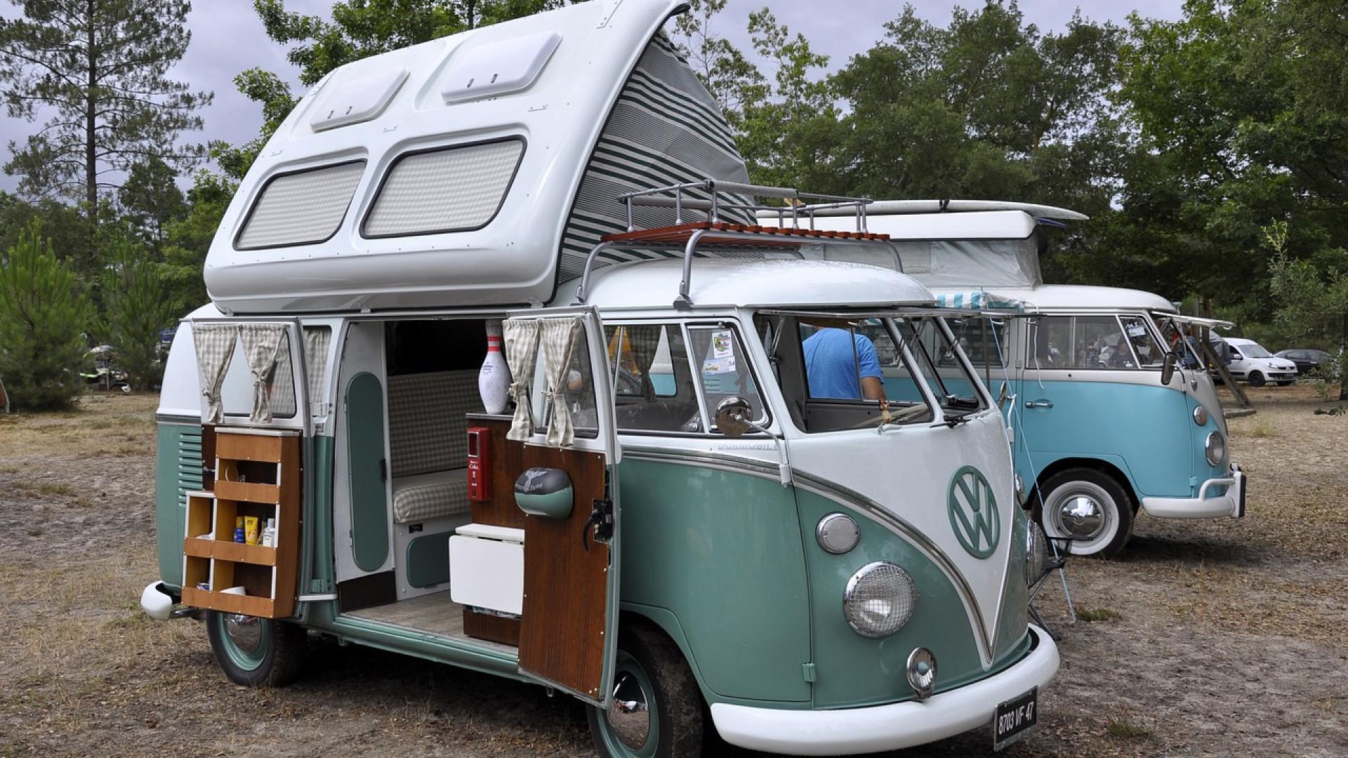 La location d'un van aménagé : l'idée parfaite pour parcourir l'Europe